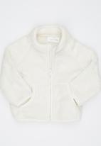 Luke & Lola - Fleece Jacket Cream