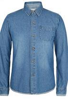 Dstruct - Denim Shirt Blue