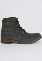 S.P.C.C. - Hiker Leather Boot Dark Green