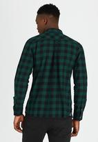 Dstruct - Buffalo Check Shirt Green