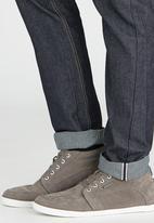 Brave Soul - Zac Slim Fit Jeans Dark Blue