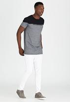 Brave Soul - Arctic Skinny Fit Jeans White