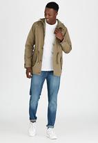 Brave Soul - Digital Slim Fit Jeans Blue