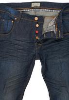 Brave Soul - Tom Slim Fit Jeans Dark Blue