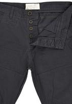Brave Soul - Fracture Utility Chino Dark Grey