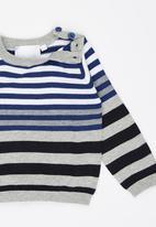 Luke & Lola - Striped Jersey Multi-colour