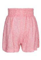 See-Saw - Summer Shorts Dark Pink