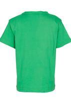 See-Saw - Printed T-shirt Green