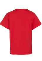See-Saw - Printed T-shirt Red