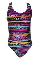 Sun Things - Funky One Piece Multi-colour