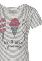 See-Saw - Hi-low T-shirt Multi-colour