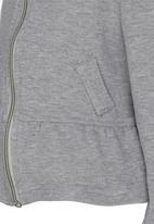 See-Saw - Fleece Jacket Grey Melange