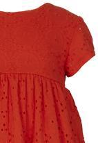See-Saw - Anglaise Dress Orange