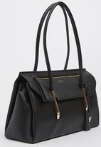 Fiorelli - East West Flapover Bag Black