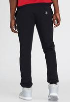 DC - Asphalt Fleece Pant Black