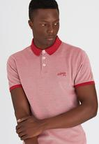 Levi's® - Powell Polo Red