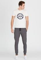 Polo Sport - Heritage Distressed Tee Off White