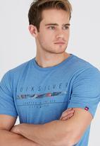 Quiksilver - Static T-Shirt Blue