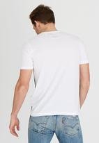 Quiksilver - Mr Miller T-Shirt White