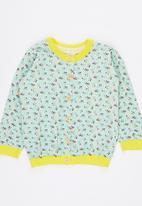 Soobe - Girl Newborn Cardigan Multi-colour