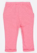 Soobe - Suga Pink  Sweatpants Pale Pink