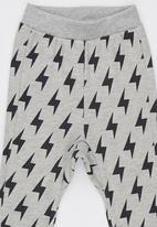 Soobe - Lightning  Boys Sweatpants Grey