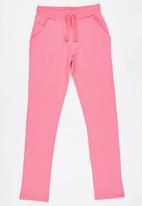 Soobe - Suga Pink Jogger Pale Pink