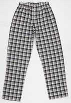 Soobe - Boston Pyjamas Set Grey Melange