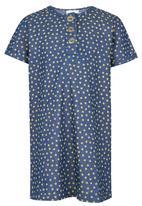 See-Saw - Denim Dress Multi-colour