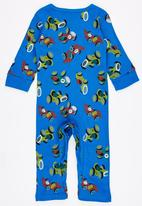 POP CANDY - Blue Cars  Jumper Mid Blue