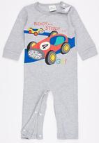 POP CANDY - Car Jumper Grey