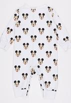 POP CANDY - Mickey Mouse Bodysuit White