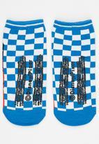 Character Fashion - Cars Slipper Sock Multi-colour