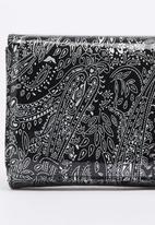 Moda Scapa - Shimmer Paisley Purse Black