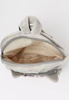 POP CANDY - Curious Kitty Backpack Grey