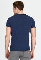 Superdry. - Shirt Shop Duo T-Shirt Blue