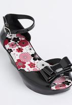 Candy's - Girls Peep Toe  Sandal Black