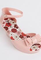 Candy's - Girls Peep Toe Sandal Pale Pink