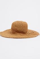 Joy Collectables - Sun Hat Tan