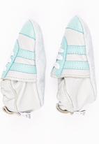 shooshoos - Aquamarine Sneaker Turquoise