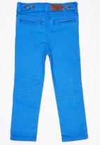 POLO - Casual Pants Blue