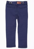 POLO - Casual Pants Navy