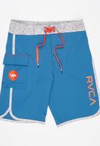 RVCA - Eastern Trunk Boardshorts Dark Blue