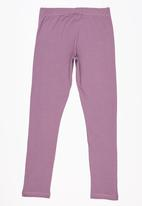 POLO - Lilac Leggings Pale Purple