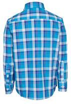 POLO - Boys Shirt Blue