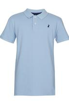 POLO - Boys Golfer Pale Blue