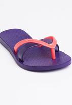 Ipanema - Girls Flops Mid Purple