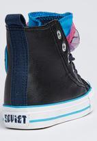SOVIET - Tulle High Top Sneaker Black