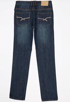 SOVIET - Skinny Jeans Mid Blue