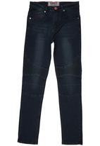 SOVIET - Skinny Jeans Black